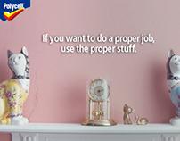 Polyfilla - Proper Job