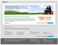 Citibank Account - Acquisition Campaign