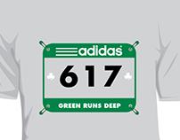 Marathon Team Tee