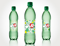 7UP - Logo and Package Redesign