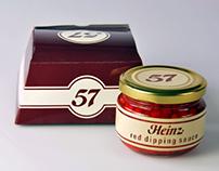 Heinz Package Design