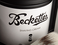Beckette's | Brochure & Package Design