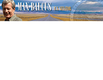 Sen. Baucus banner