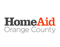 HomeAid Orange County Landing Page