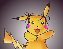 Girl Pikachu