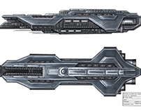 Sword of Dawn Cruiser