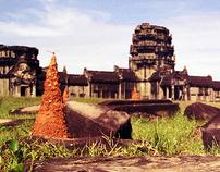 Angkor Wat Installation