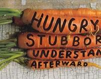 Thanksgiving Garbage Art