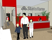 State Farm Interiors & Graphics
