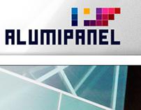 Web Design, Graphic Design alumipanel.com.mx