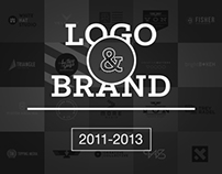 Logo & Brand 2011-2013