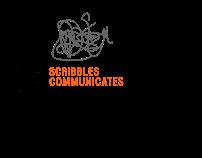 LOGO structure & design SCRIBBLES COMMUNICATES