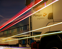 Ploeger Logistics | Digital art