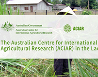 Presentation Video for ACIAR in the Lao PDR