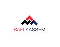 Rafi Kassem - BRAND IDENTITY