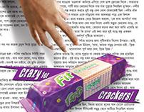 Pran Fit Crackers