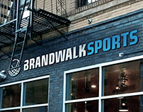 Brandwalk Sports - Webdesign