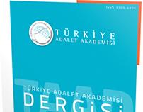 Türkiye Adalet Akademisi -Book Cover