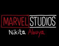 mcu characters by Nikita Abuya