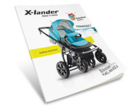 X-lander collection 2012/2013