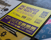 Nicework 2012 Showreel Cards