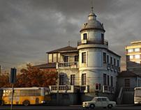 La casa embrujada de Ñuñoa