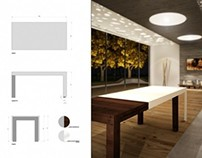 Product design: table