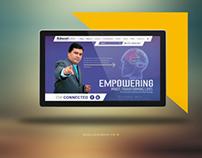Mindmaster India - Redesign