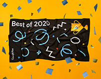 Google Play Best Of 2020 Awards Celebration Kit​​​​​​​