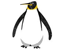 Hermès : Manchots / Penguins