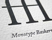 Assorted Types letterpress prints