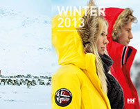 HELLY HANSEN Sportswear Look Book Winter13