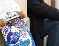 Engen - Skateboard