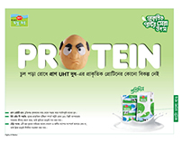 Milk Campaign- Pran UHT