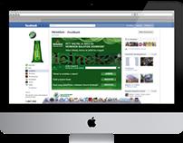 Heineken Facebook App