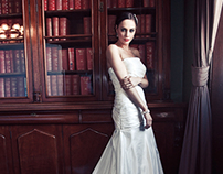 Malachi Empire Couture Bridal Campaign 2012