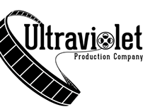 Ultraviolet Production Company Logo/Business Card