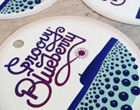 Groovy Blueberry Rebrand