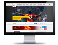 Galatasaray Web Design