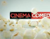 Sky Cinema Comedy - Station Ident