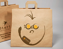 KIds To-Go Bag Design