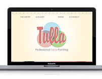 Tulla Face Painting Website