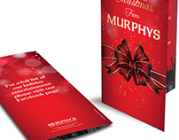Murphys Bar Menu
