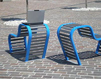 Rail Urban Furniture