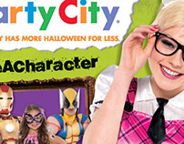 24 Page FSI for Party City