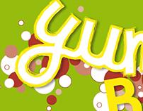 "Logo per bevanda ""YUMMY BAG"""