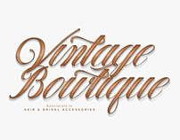 Vintage Bowtique/ Bridal Boutique