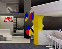 mini project. RED BULL STORE