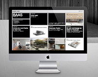 Website BAAS Arquitectura