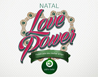 Natal Love Power Pátio Batel